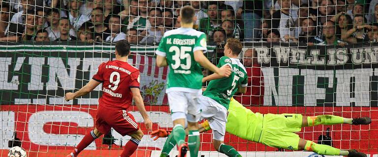 Dwie bramki Lewandowskiego! Bayern Monachium w finale Pucharu Niemiec