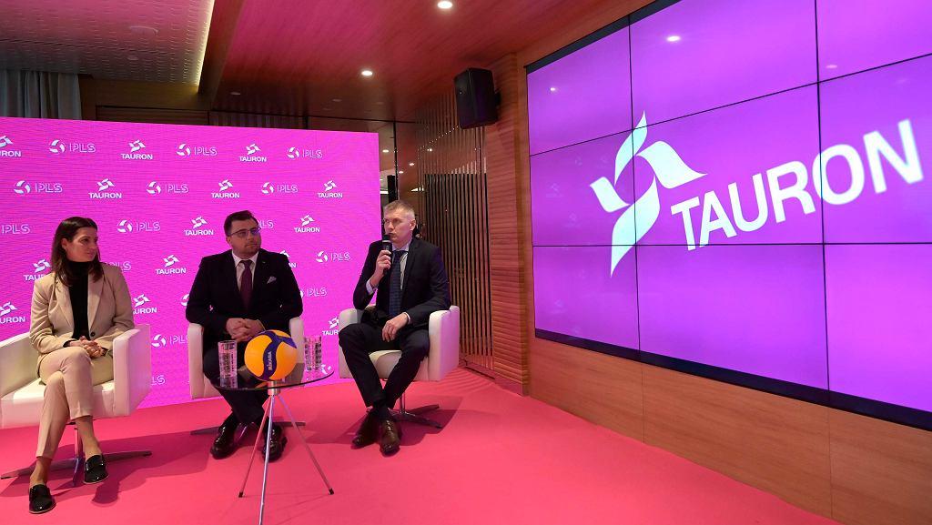Podpisanie umowy pomiędzy Tauronem i PLS