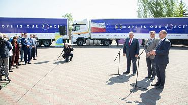 Inauguracja akcji 'Europe is our place'