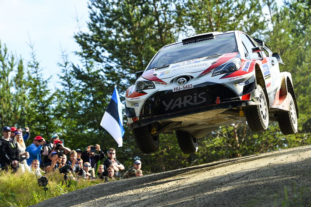 Esapekka Lappi (Toyota Yaris WRC)