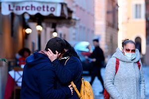 """Polka we Włoszech: Młodzi ludzie mówili """"Chcemy wyjść i żyć!"""". W kraju panował chaos"""
