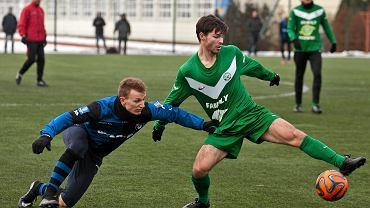 Zawisza Bydgoszcz - Warta Poznań 0:2 w sparingu