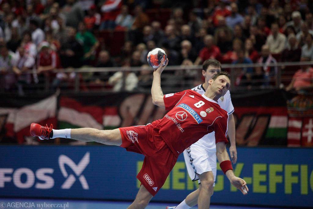 Mistrzostwa Europy w piłce ręcznej 2016. Rosja - Węgry 27:26