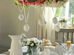 Dekoracja Domu Na Wielkanoc