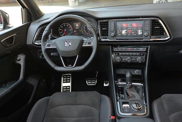 Seat Ateca 2.0 TSI vs. Citroen C5 Aircross 1.6 THP