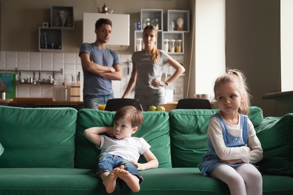 Jak radzą sobie rodziny po rozwodzie w czasie epidemii?