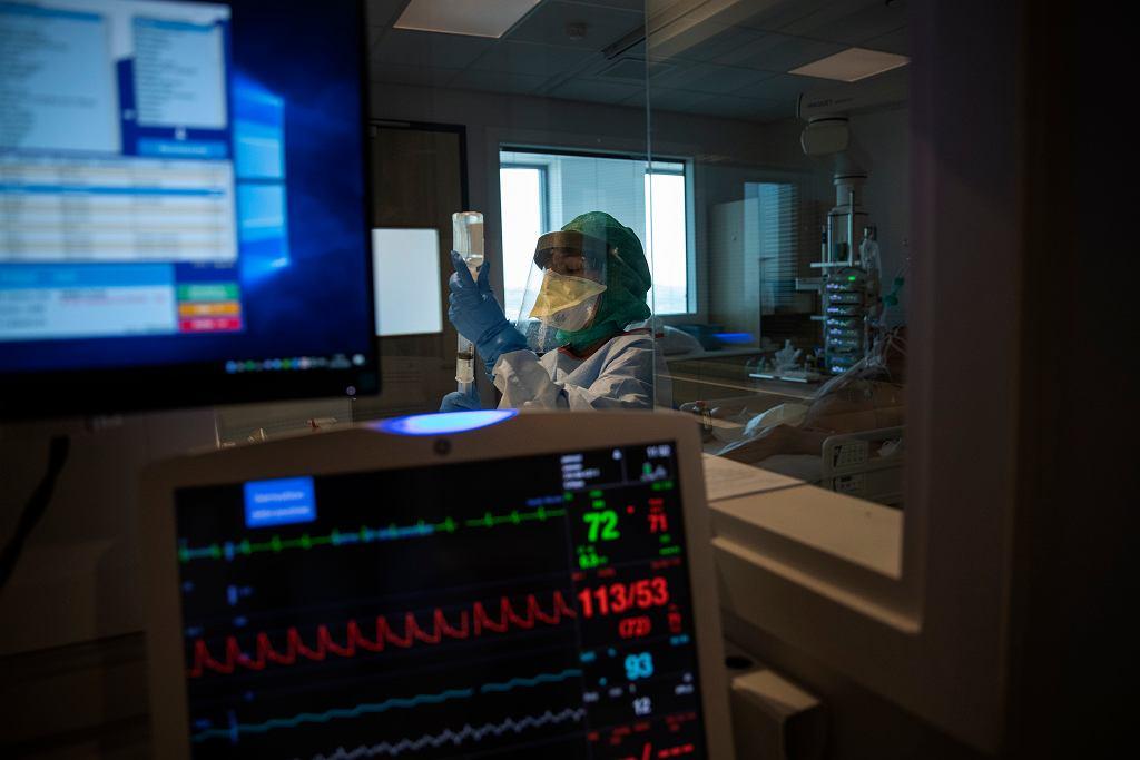 Sprzęt medyczny - zdjęcie ilustracyjne