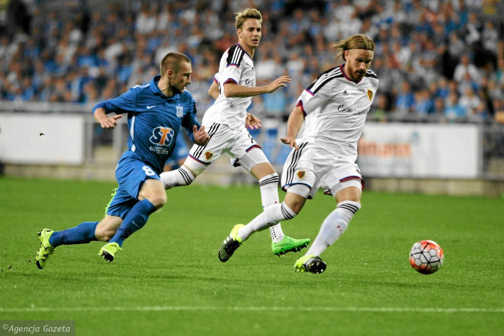 KKS Lech Poznan - FC Basel
