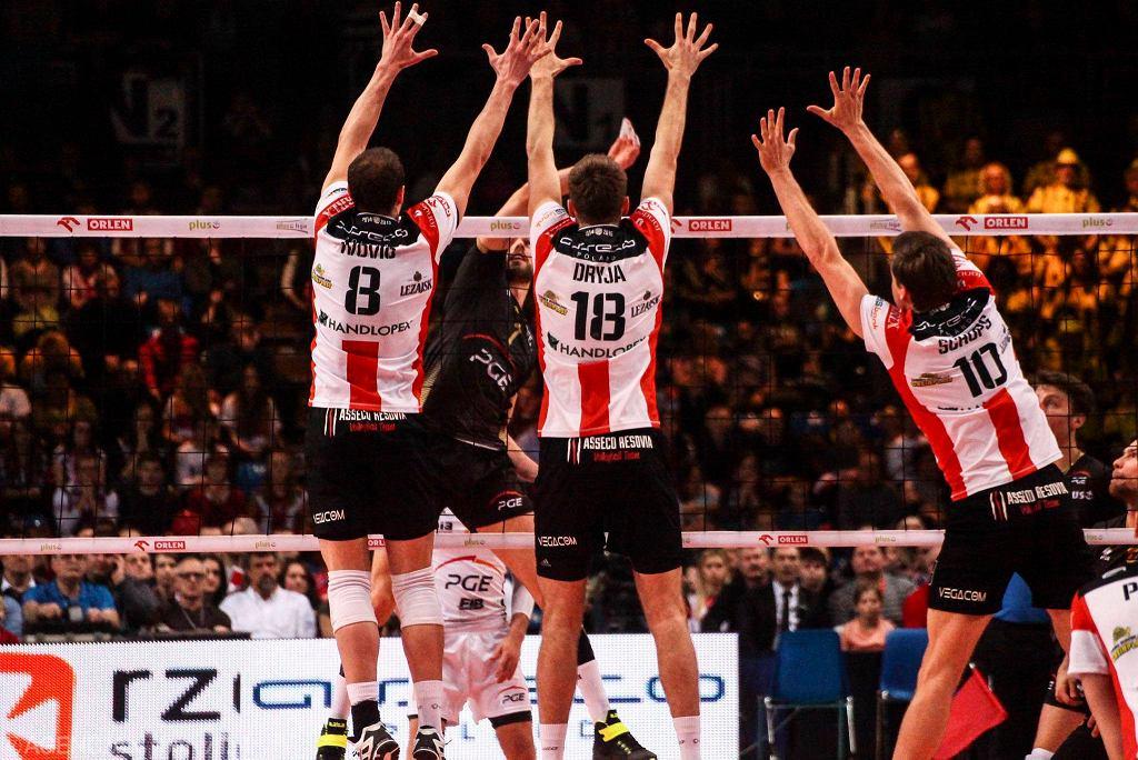Asseco Resovia w ostatnich czterech latach trzy razy zdobyła mistrzostwo Polski.