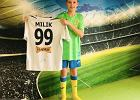 """14-latek oddał koszulkę od Arkadiusza Milika. """"Ta wiadomość chwyciła nas za serca"""""""