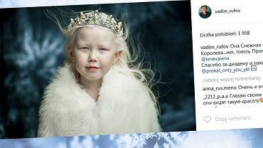 Nariana ma dopiero 8 lat, ale już wzbudziła zainteresowanie branży modowej