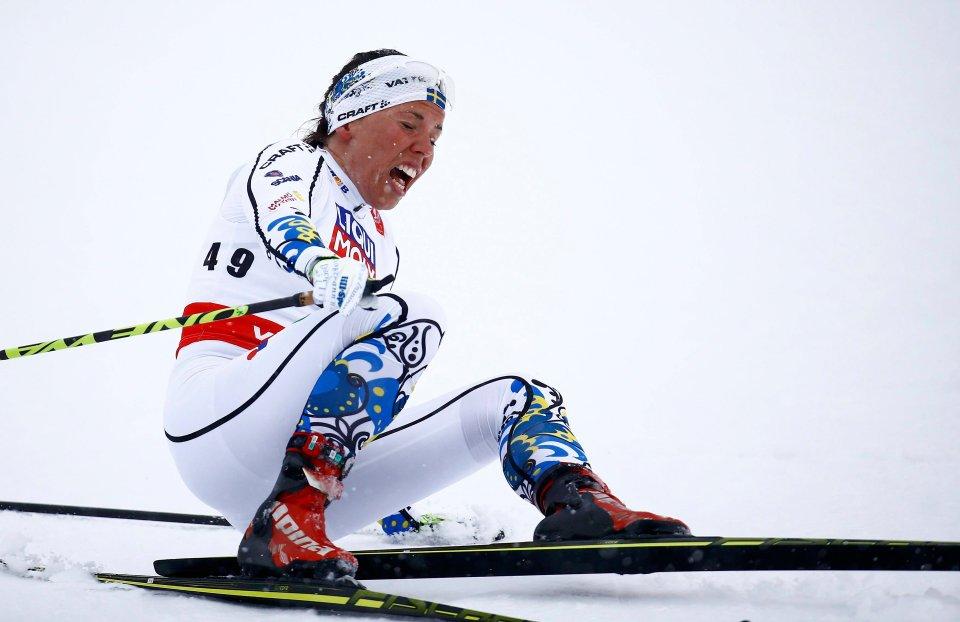 Zdjęcie numer 3 w galerii - Narciarskie MŚ w Falun. Piękna radość Kalli i Diggins, klęska Norweżek na 10 km [NAJLEPSZE ZDJĘCIA]