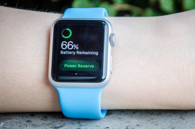 Bateria w Apple Watch nie jest taka zła
