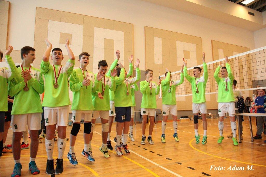AZS 2020 okazał się najlepszy w Mistrzostwach Śląska Młodzików