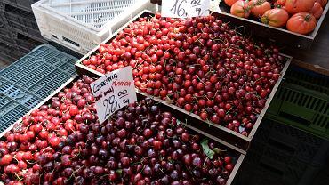Owoce bazar