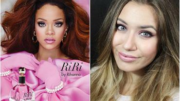 makijaż inspirowany Riri