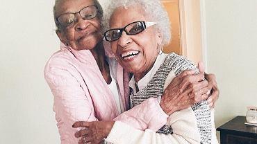 Te kobiety przyjaźnią się już 71 lat!