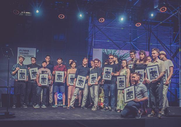 Oto laureaci 6. edycji konkursu Papaya Young Directors