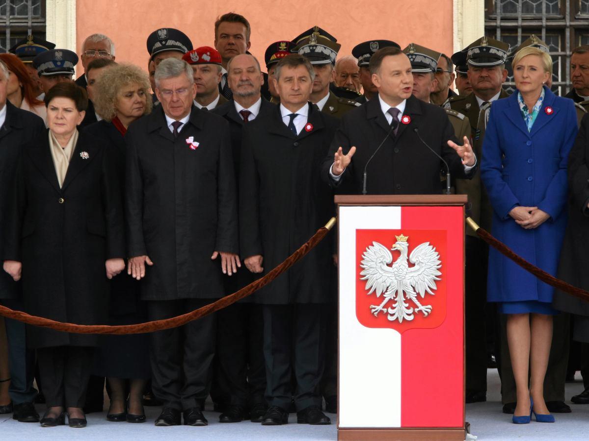 Prezydent Andrzej Duda chce referendum ws. przyszłości ustroju ...
