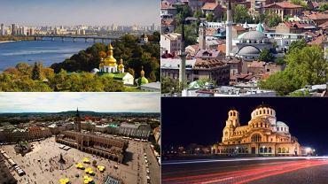 Najtańsze miasta w Europie na city-break 2013
