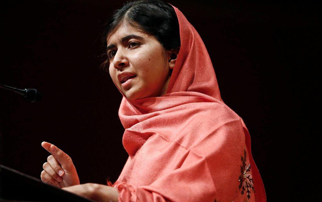 Książka Malali zakazana w pakistańskich szkołach.