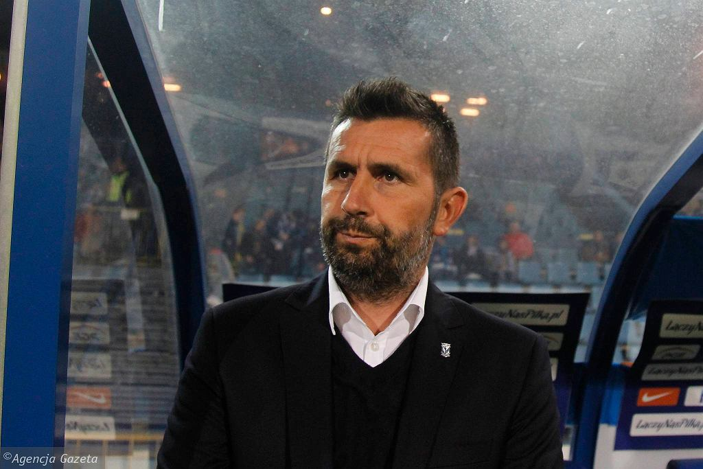 Trener Nenad Bjelica