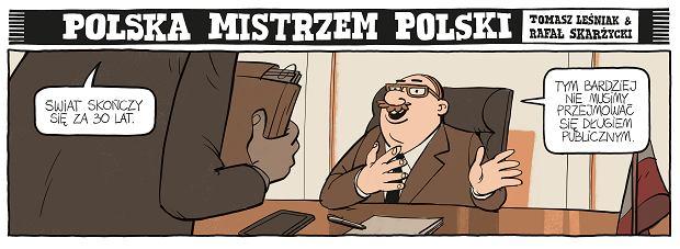 Zdjęcie numer 3 w galerii - Polska mistrzem Polski