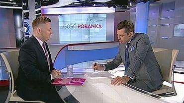 Rachoń i Stefaniak w TVP Info