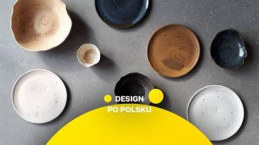 Moda na ceramikę inspirowaną przyrodą: ręcznie lepione kubki i talerze [CYKL POLSKI DESIGN]