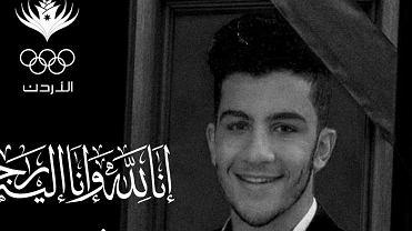 Rashed Al Swaisat z Jordanii