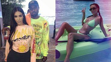 Kim Kardashian poszła na studia. Wybrała ciężki kierunek, a Kanye West jest zachwycony