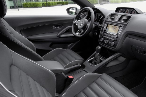 Volkswagen Scirocco FL