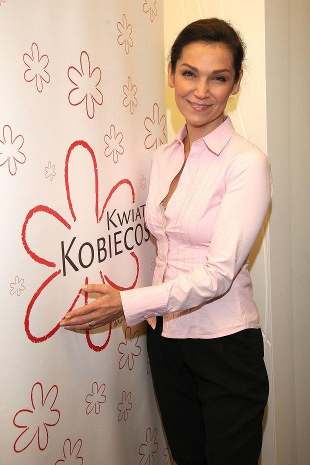 Olga Bończyk, wpadki gwiazd, stanik