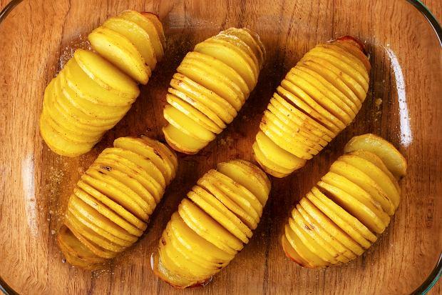 Ziemniaki pieczone po szwedzku