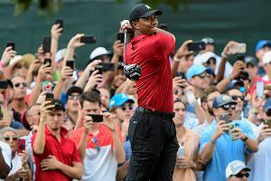 Golf. Tiger Woods wygrał turniej po 1976 dniach. To jeden z największych powrotów w historii sportu