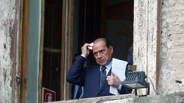 Silvio Berlusconi, były premier Włoch