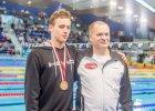 Sprint po złoto Damiana Chrzanowskiego w pływaniu. Trener kazał