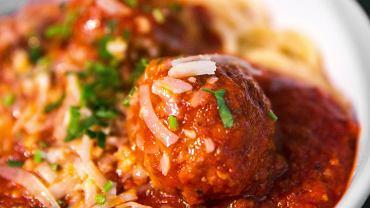 Spaghetti z pulpetami Soprano
