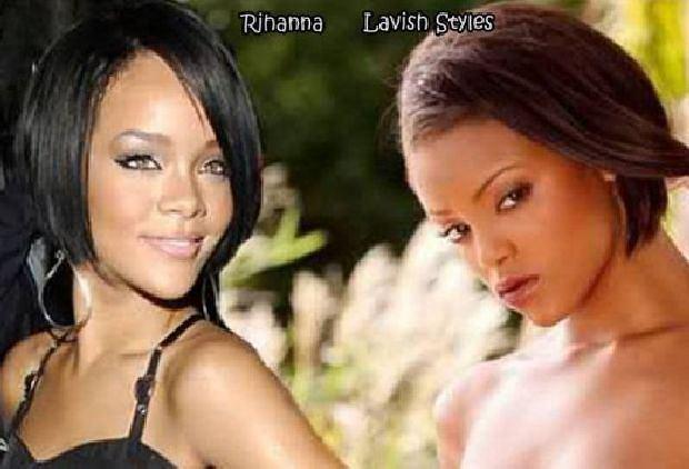Rihanna, Lavish Styles