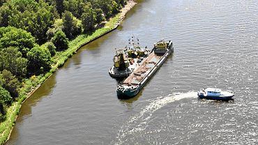 Tor wodny Szczecin - Świnoujście