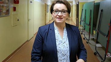 Sejmowa komisja rozpatruje wniosek opozycji o odwołanie szefowej MEN Anny Zalewskiej
