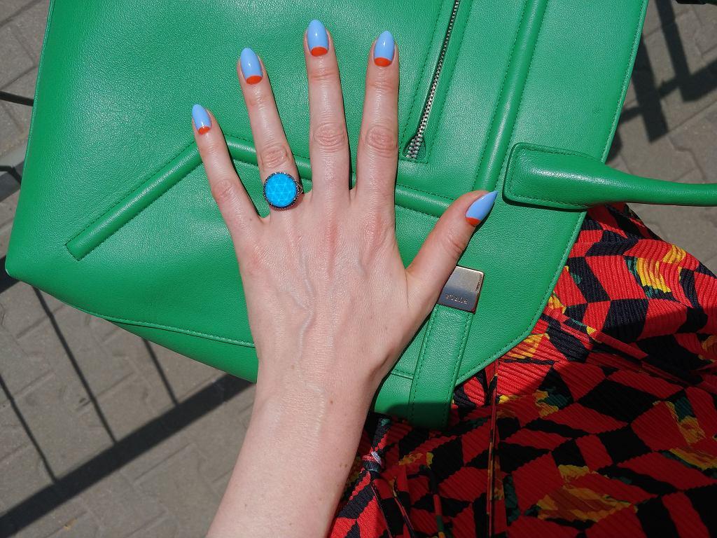 Długie paznokcie