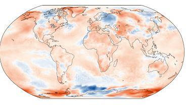 Lipiec 2019 był najcieplejszym lipcem w historii pomiarów