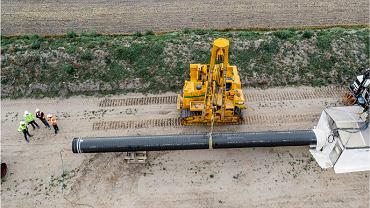 Budowa Baltic Pipe