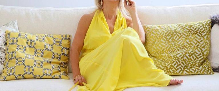 50-tki (i nie tylko) wyglądają zjawiskowo w tych sukienkach! Odmładzający kolor na lato