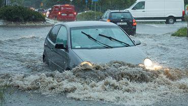 Burza nad Poznaniem, 22 czerwca 2021