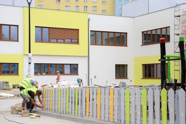 Trwa rozbudowa SP nr 20 w Gorzowie