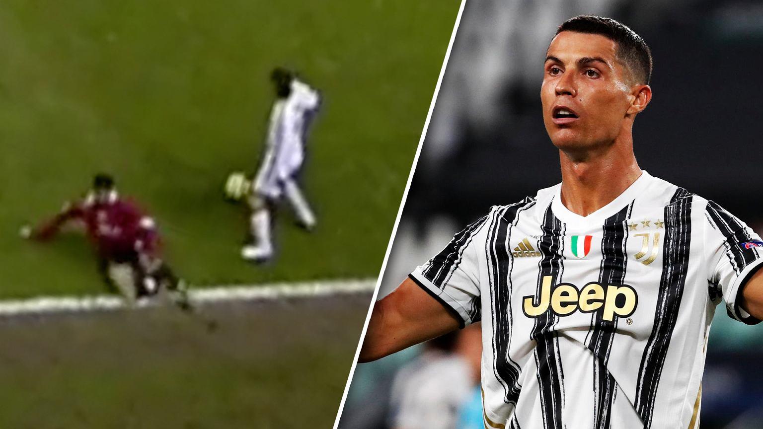 Jak Andrea Pirlo ośmieszył kiedyś Cristiano Ronaldo Piłka nożna - Sport.pl