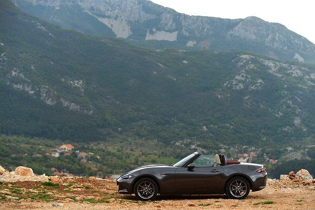 Mazdy w Czarnogórze