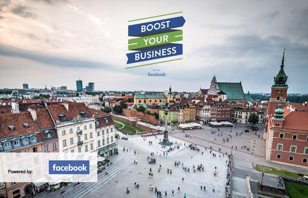 Facebook dla przedsiębiorców